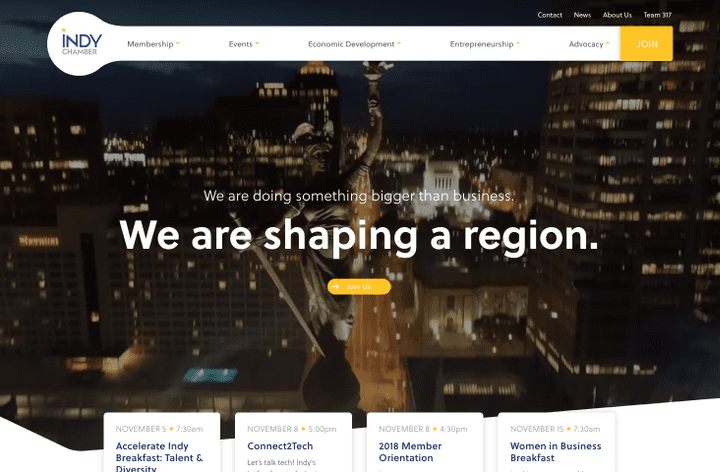 The New IndyChamber.com